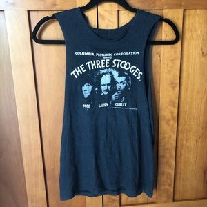 1984 The Three Stooges vintage shirt